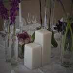 Assortment of Square Candles