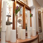 Assortment of Pillar Candles