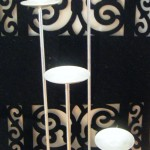 4 Stick Candle Holder