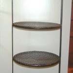 Three Tier Cub Cake Stand