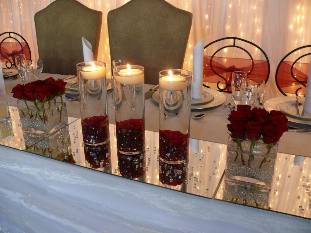 Centre pieces and table settings classy candle hire trio of cylinder vases reviewsmspy