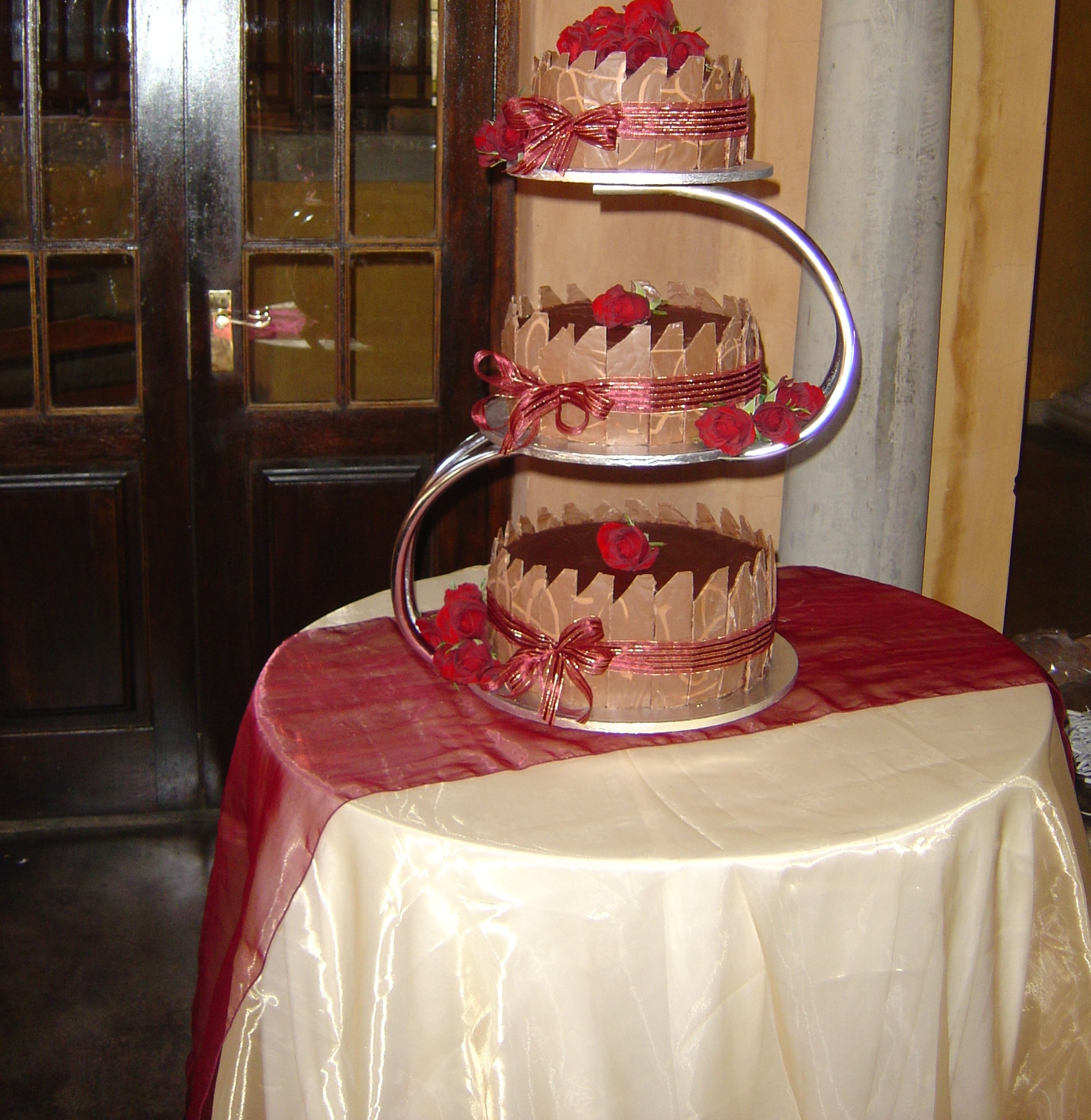 Wrought Iron Classy Candle Hire
